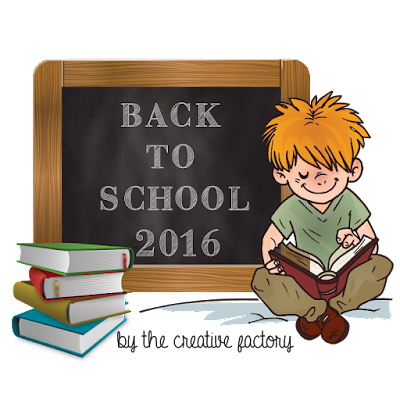 Banner Back to School - My Little Inspirations