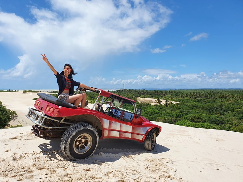 O que fazer na Praia do Saco