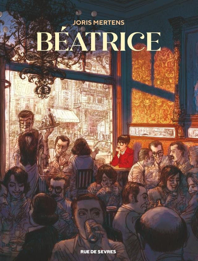 Béatrice de Joris Mertens aux éditions Rue de Sèvres