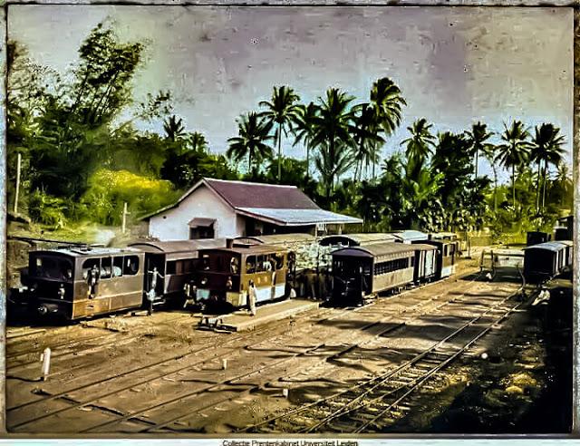 Stasiun Gondanglegi Malang