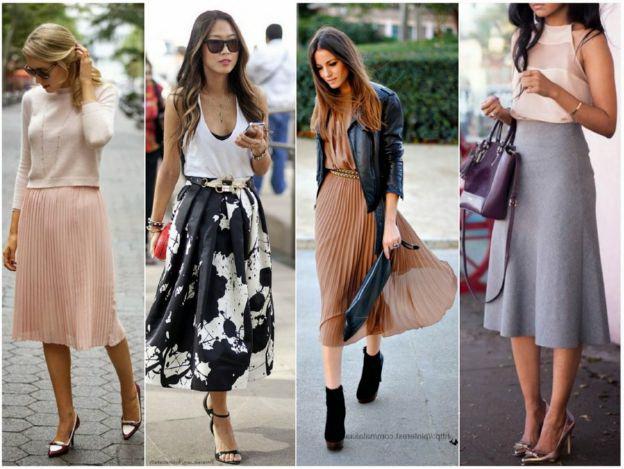 cf5c0dd7bdd6 Θέλω να επιστήσω την προσοχή σας σε αυτές τις 27 συνδυαστικές ιδέες πώς να φοράτε  φούστες στη δουλειά. Νομίζω ότι κάθε κορίτσι και κυρία ονειρεύεται κάτι ...