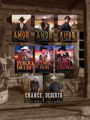 Os cowboys maravilhosos da Flavia Pádula.