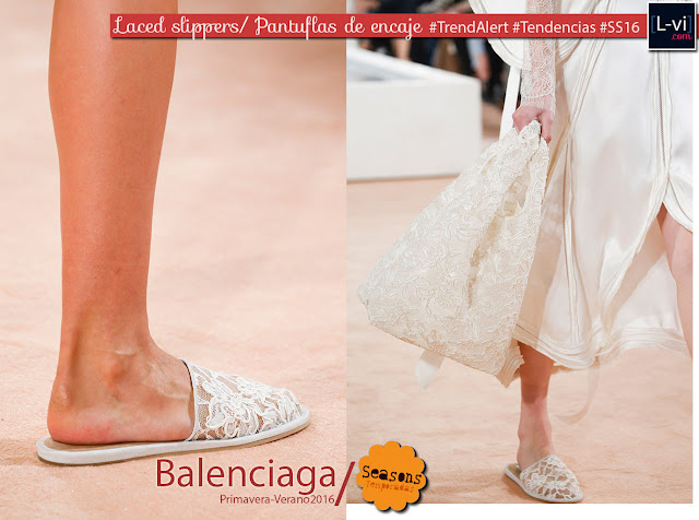 [SS16 Trends] Round up: Balenciaga shoes.  L-vi.com