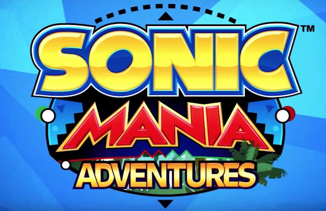 Tercer capítulo de la serie animada Sonic Manía Adventures