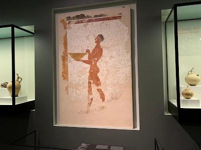 Τοιχογραφίες από την Σαντορίνη για πρώτη φορά στη Ρώμη στην έκθεση «Πομπηία και Σαντορίνη: η αιωνιότητα σε μια μέρα»