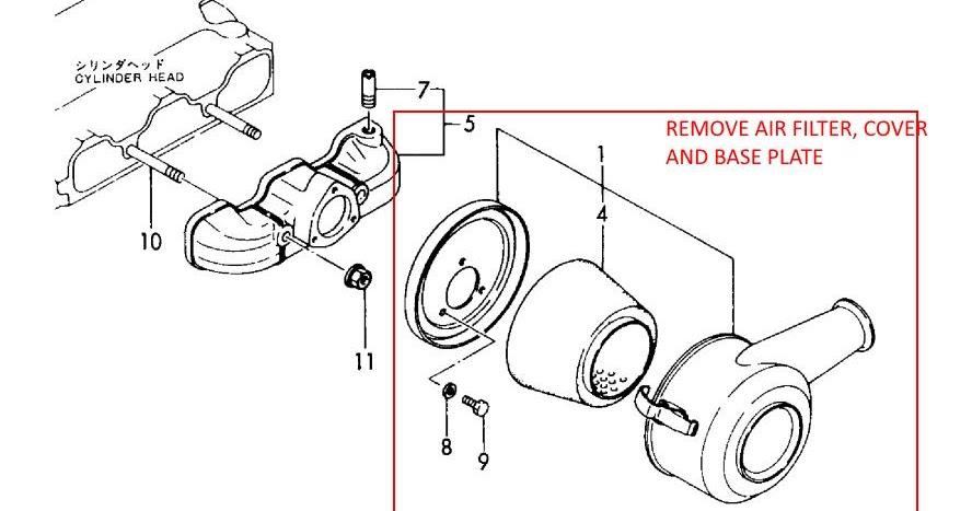 Ceilydh Set Sail: Yanmar 3GM30F Fuel Injection Pump