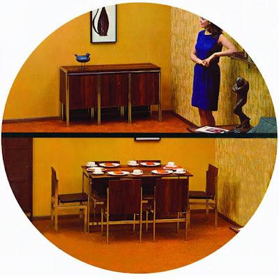 O projeto da Mini-Sala da Lafer foi premiado na Oitava Feira de Utilidades Domésticas de São Paulo em 1966.