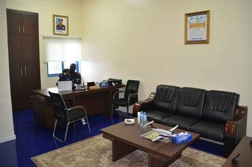 Photos: Nigerian Air Force launches ultramodern headquarters