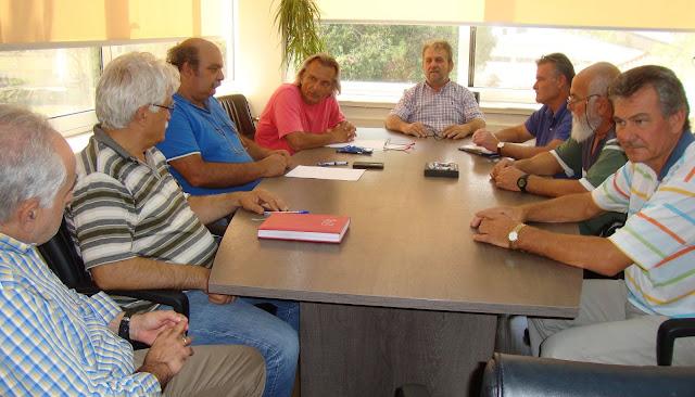 Αντιπροσωπεία της «Πελοπόννησος Πρώτα» επισκέφθηκε τη ΔΕΗ Μεγαλόπολης