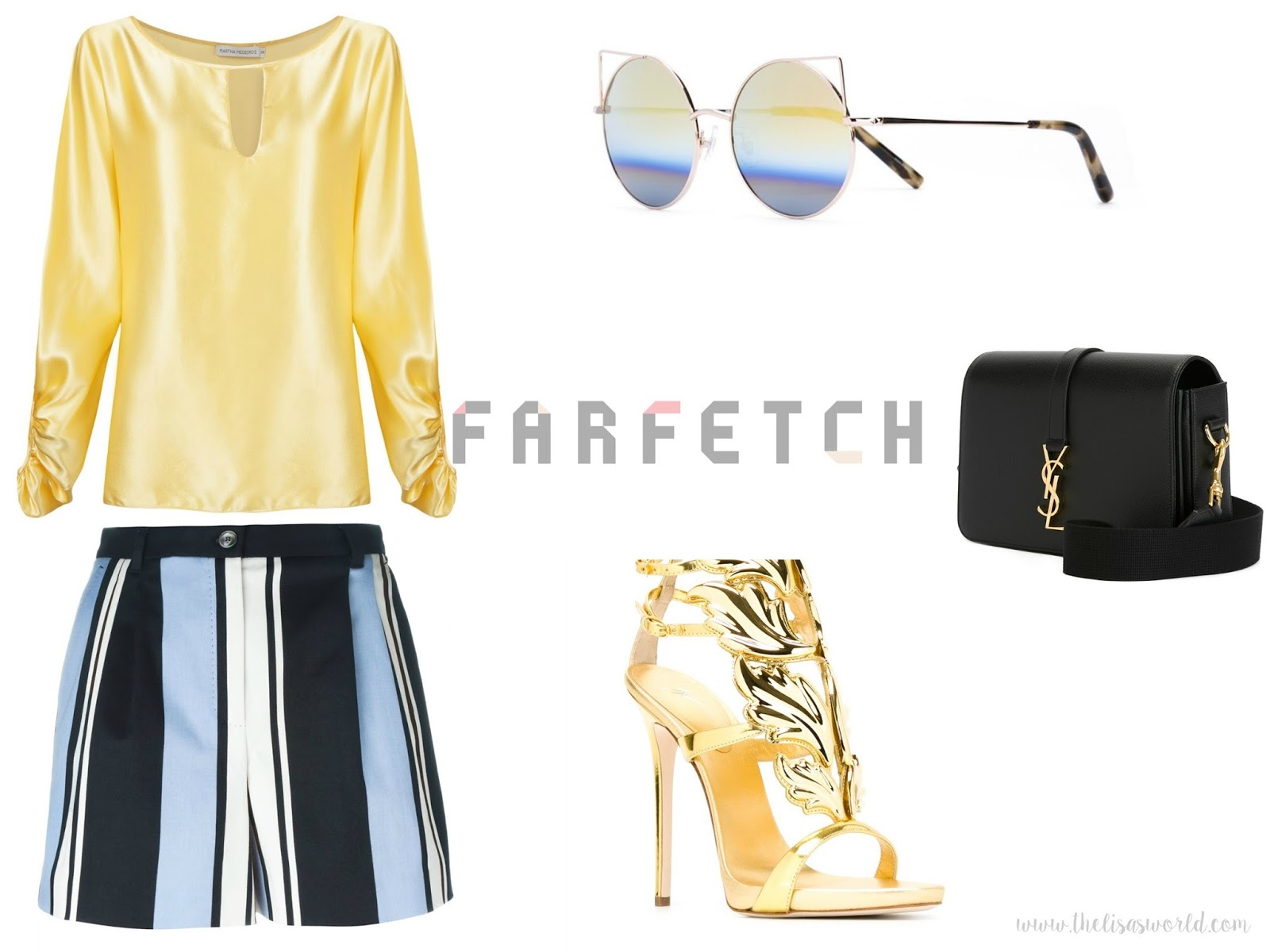 Farfetch Designer Outfit