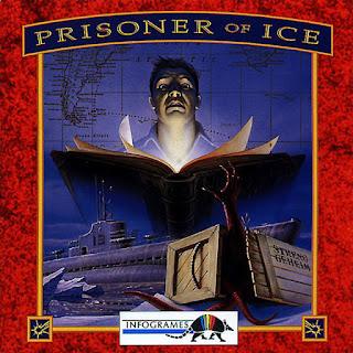 Cover de Prisoner of Ice