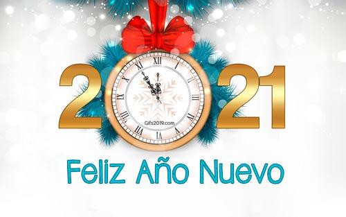 Wallpaper 2021 feliz año nuevo