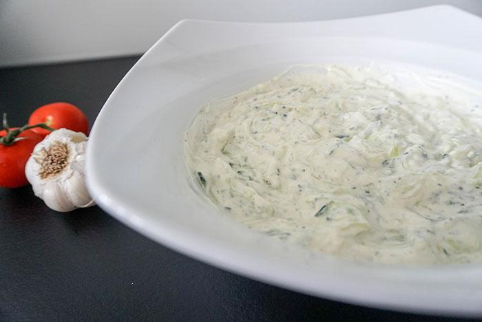 Tzatziki Salat a la genusskochen