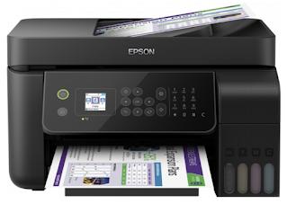 Télécharger Pilote Epson EcoTank L5190