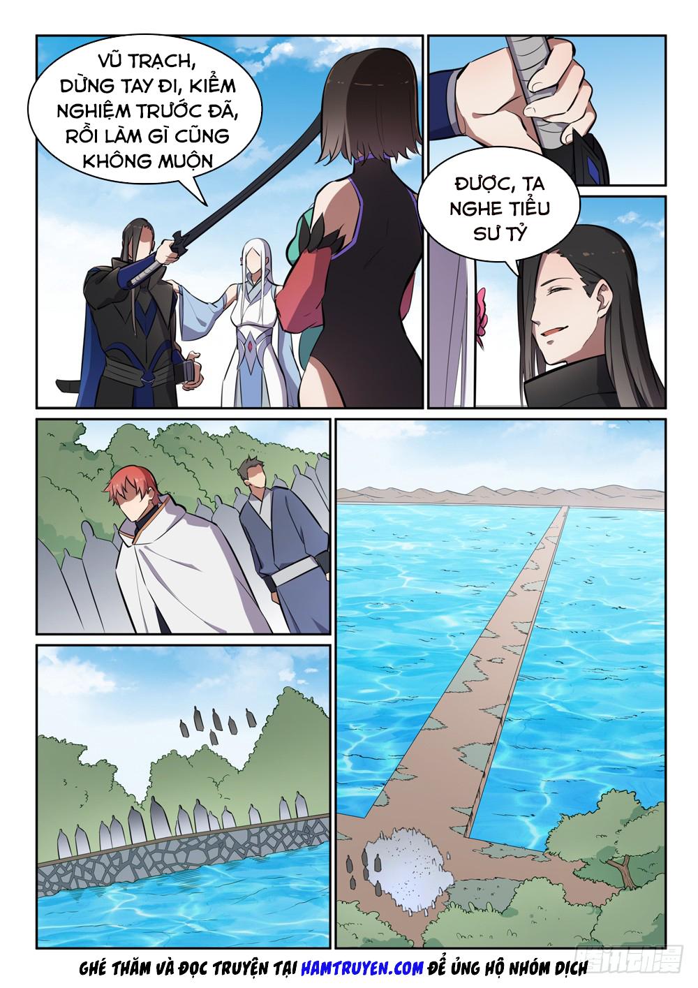 Bách Luyện Thành Thần chap 448 - Trang 7