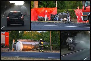 Przerażający wypadek i próba wrobienia niewinnego kierowcy przez policję oraz dziennikarzy