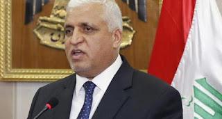مستشار الأمن الوطني الحشد الشعبي لايتقاطع مع العبادي وسيخوض المعارك التي تحددها الدولة العراقية