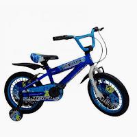 16 Pacific ventura 10 bmx sepeda anak