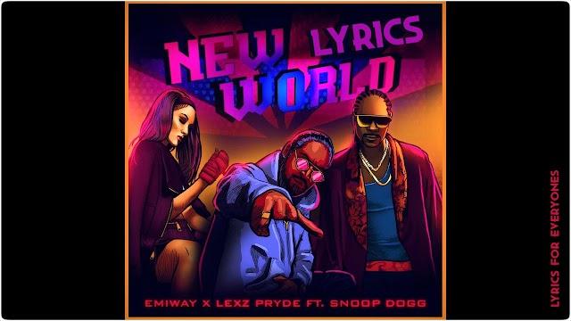 New World Lyrics