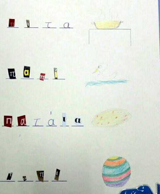 Κολάζ ως εργαλείο οπτικής διάκρισης και φωνημικής επίγνωσης στη δυσλεξία