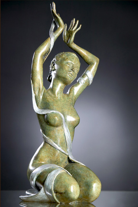 Marie-Paule Deville-Chabrolle, 1952   Figurative sculptor / painter    Tutt'Art@   Pittura • Scultura • Poesia • Musica