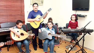 مركز تعليم مزيكا ( بيانو ، غيتار، توزيع موسيقي ) في طنطا