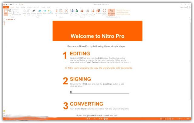 Download Nitro Pro 13 Enterprise Full Version Terbaru 2021 Free Download