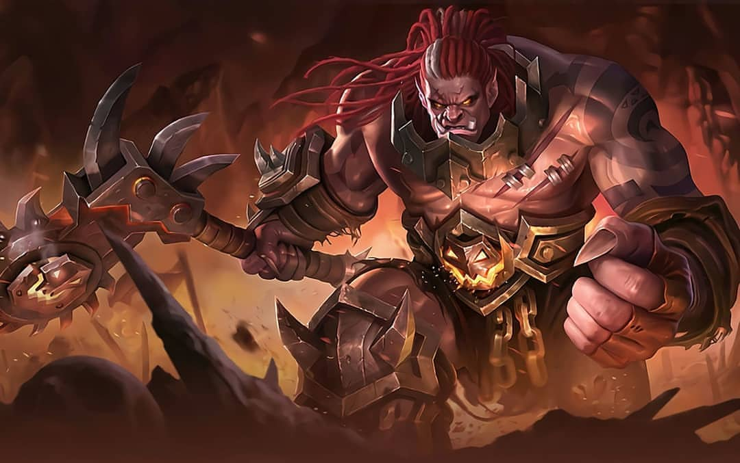 Balmond Berseker Wallpaper Mobile Legends HD for PC