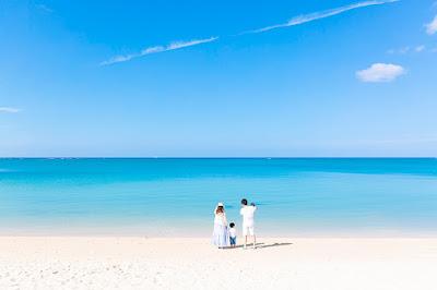 沖縄 写真撮影 ビーチ