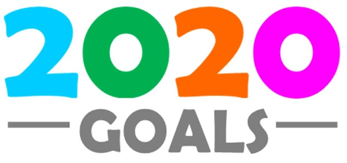 2020 Goals - March Update