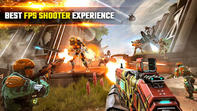 Shadowgun Legends Apk + Data Download