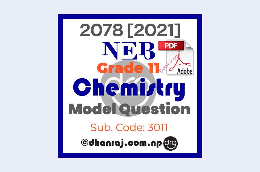 Model-Question-of-Optional-III-Chemistry-Subject-Code-3011-Grade-11-XI-2077-2078-NEB-Download-in-PDF