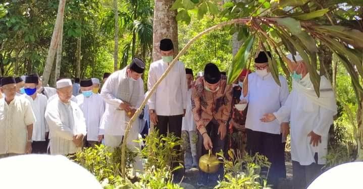 Ziarah Akbar Masyarakat 3 Desa Hiang Tinggi Dihadiri Wabup dan Sekda Kerinci