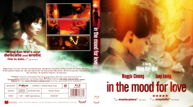 In The Mood Of Love Bluray Cover