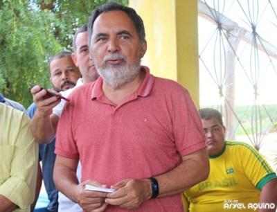 Sertão: Prefeito Anchieta Patriota testa positivo para Coronavírus