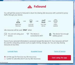 تنزيل تطبيق FxSound افضل برنامج لرفع الصوت للكمبيوتر والأندرويد