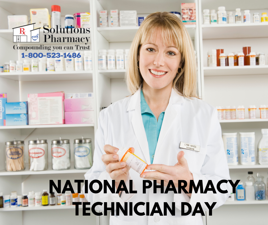 National Pharmacy Technician Day Wishes For Facebook