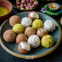 Instant Marie Biscuit Chocolate Truffles