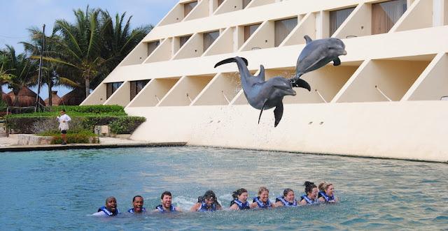 Delphinus Cancun em Cancún