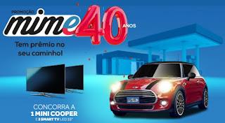 Promoção Postos Mime 2017 Aniversário 40 Anos Mini Cooper
