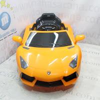 DoesToys DT7013 Lamborghini Aventador LP 700 - 4 Rechargeable-battery Operated Toy Car Under Licenced
