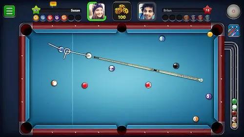 تحميل لعبة بلياردو للكمبيوتر برابط واحد 8 Ball Pool