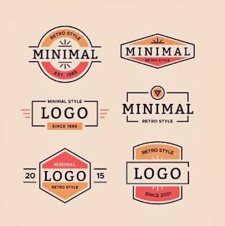 Desain Logo Olshop Minimalis