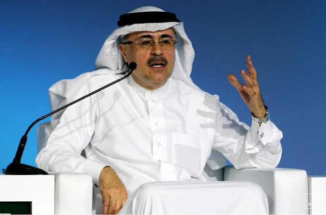 #Saudi Aramco CEO says  the worst is behind us  for oil | Reuters