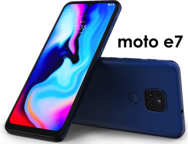 Motorola Unveiled Moto E7 Plus With 48MP Rear Camera And 5,000 mAh Battery