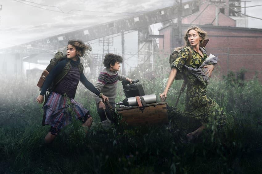 Третий фильм хоррор-цикла «Тихое место» выйдет в конце марта 2023 года
