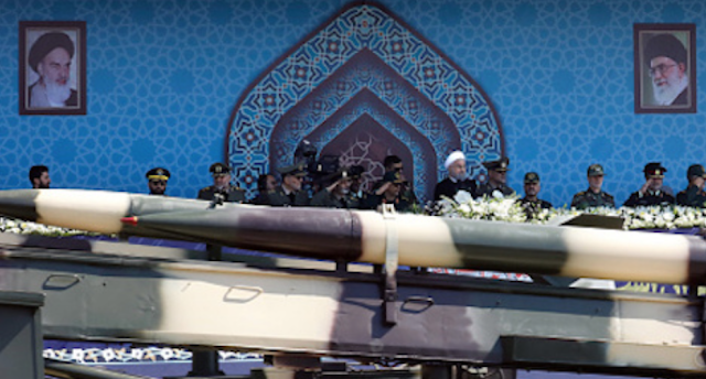 Iran Unveils New Homemade Nuclear-Capable Ballistic Missiles Amid Massive War Celebrations