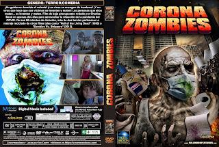 CARATULA CORONA ZOMBIES 2020[COVER DVD]