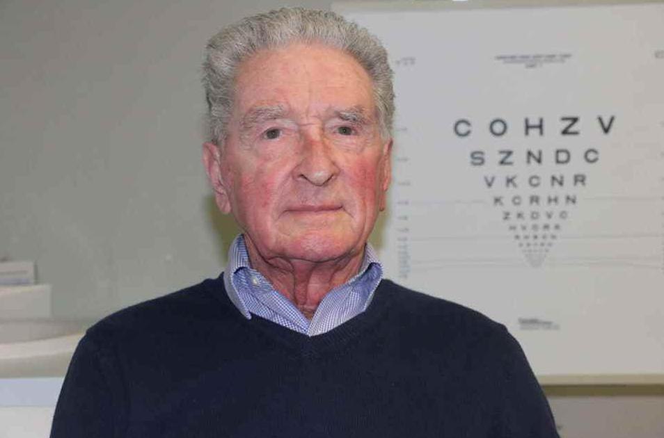 Recupera la vista persa per degenerazione maculare, la forma più comune di cecità