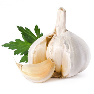 Use garlic for prevention, garlic and honey mixture
